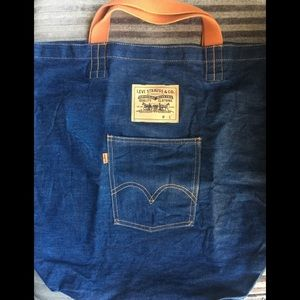 Levis Vintage Tote Bag 🧡